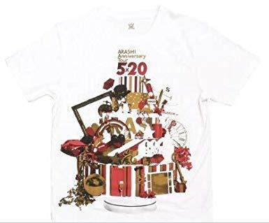 嵐 5×20 Tシャツ 買取