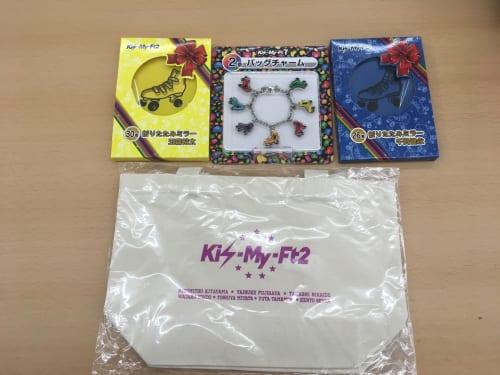 Kis-My-Ft2 ジャニーズグッズ 買取