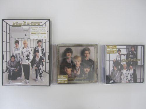 King & Prince キンプリ アルバム CD 買取 売る