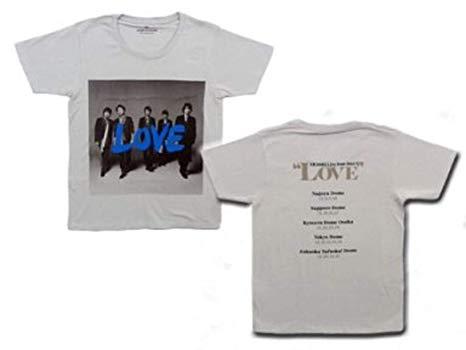 嵐 LOVE Tシャツ 買取
