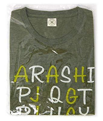 嵐 宮城 Tシャツ